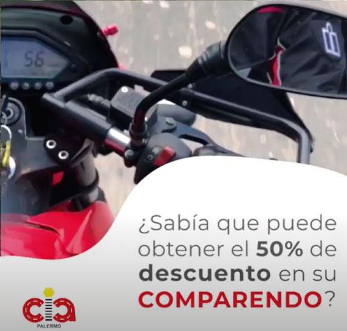 OBTÉN DESCUENTO DEL 50%